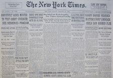 2-1937 February 22 REBELS OPEN DRIVE IN NORTHEAST SPAIN WITH SEA GOAL. CIVIL WAR