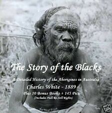 CD - The Story of the Blacks - Charles White 1904 - eBooks (Re-Sell Rights)