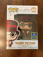 Funko Pop! 2020 SDCC HARRY POTTER AT WORLD CUP Shared Con Sticker LE IN HAND