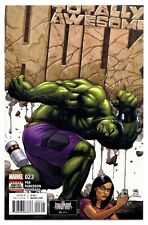 TOTALLY AWESOME HULK #23(11/17)KING SIZE ANNUAL #1-CVR(SILK/MS MARVEL)CGC IT/9.8