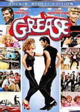 Grease (1978 John Travolta Olivia Newton John) (Rockin' Rydell Edition) DVD NEW
