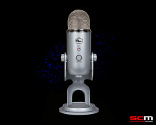 Blue Microphones YETI USB - Podcast, Recording, Conference Mic Authorised Dealer