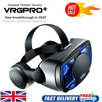 NEW VR Glasses Virtual Reality Headset 360° VR 3D Glasses Goggles Mobile Phone