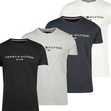 Tommy Hilfiger LOGO T-Shirt Kurzarm Shirt Poloshirt Herren NEU S - XXL
