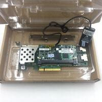 HP 572532-B21 Smart Array P410 512 MB FBWC controller raid + 571436-002 Battery