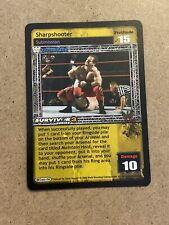 Sharpshooter (TB) - WWF/WWE Raw Deal - SS3 Rare