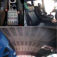 DIY Gradation Bride Fabric Cloth JDM Car Door Panel Armrest Headliner Decor 1M