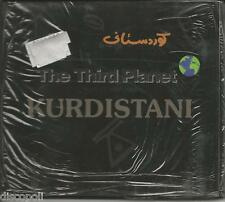 THE THIRD PLANET - Kurdistani - CD 1998 DIGIPACK SEALED