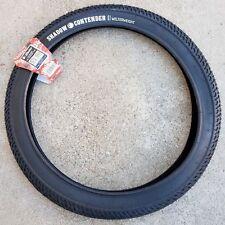 Shadow Contender Welterweight Tire 20 x 2.35 Black BMX Bike Tires Subrosa Rant