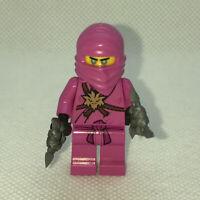 LEGO Avatar Pink Zane minifigure Ninjago Gamer's Market njo561 71708 Genuine