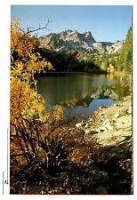 Sardine Lake Sierra Buttes Postcard Northern California County Water Rocks Trees