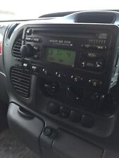 FORD 6000RDS CAR radio CD player  - TRANSIT FOCUS CONNECT MONDEO PUMA FIESTA