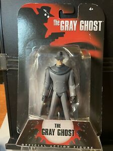 The Gray Ghost Mattel Employee Exclusive New Figure SIGNED by Bruce Timm 2010