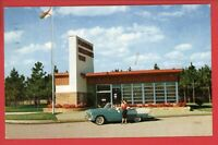 WELCOME TO FLORIDA 1959 OLD CAR FLORIDA WELCOME STATION   POSTCARD
