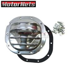 Rear End Cover Polished Aluminum Ford 8.8 Ring DIFFERENTIAL COVER 10 Bolt GM