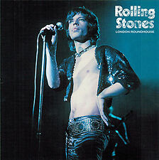 THE ROLLING STONES / DAC-165 AROUND IN A ROUNDHOUSE 1CD  1971 London Audience