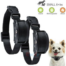 New listing For Dog Anti Barking E-Collar No Bark Dog Training Shock Collar Rechargeble