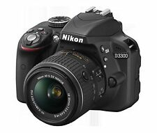 Nikon D3300 24.2 MP DSLR Camera with AF-P 18-55mm VR Kit Lens - lowest price