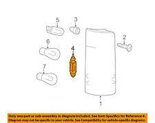 Mercedes MERCEDES-BENZ OEM 10-15 Sprinter 2500-Exterior Bulb 072601012210