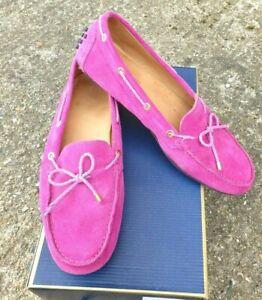 Fairfax & Favor Henley Shoes, Fuchsia, Size 9 (EUR 43),a bit worn (36)
