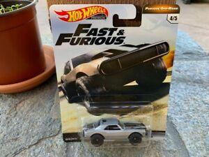 Hot Wheels Fast & Furious 1967 Off Road Camaro Car Culture