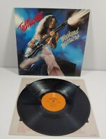 Ted Nugent Weekend Warriors Vinyl Record 1978 Epic 35551