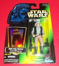 Star Wars Kenner -New Action Figure- Rebel Fleet Trooper -The Power Of The Force