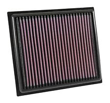 K&N Filters 33-5034 Air Filter Fits 15-20 500X Compass ProMaster City Renegade