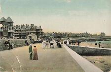 More details for westgate on sea, st. mildred's bay, westgate-on-sea vintage postcard 1908.