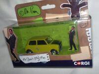 Mr. Bean Diecast Modell Mini 1:36  Mr. Bean  Neu,OVP,Lizenzprodukt,RARITÄT
