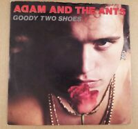 """Adam & The Ants : Goody Two Shoes : Vintage 7"""" Single from 1982."""