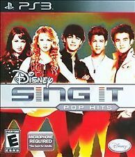 PlayStation 3 : Disney Sing It: Pop Hits - Playstation 3 VideoGames
