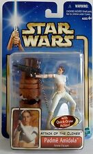PADME AMIDALA Star Wars Episode II Attack of the Clones Movie Figure 2001
