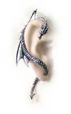 Alchemy Gothic 1977 The Dragon's Lure (stud)  (single) Earring Cuff