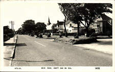 Knott End on Sea. Main Road by Frith # KTD.63.