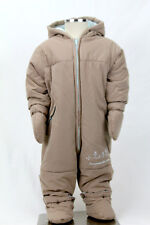 JACADI Girl's Ravi Mole Snowsuit & Glove & Slippers Size 6 Months NWT $108