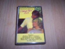 MANTOVANI - I WISH YOU LOVE cassette