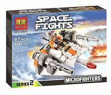 Star Wars Series ARC-170 Fighter Spider Robot Snow Fighter Building Block Toys