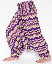 Aladinhose de Rayon/satén talla única * Pump pantalones Goa Alibaba pantalón cagado