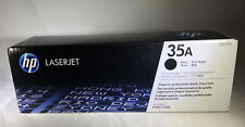 Genuine HP 35A LaserJet Toner Cartridge Black CB435A