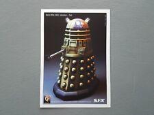 Doctor Who. 2005  Promotional Postcard. Dalek.