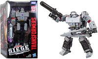 Transformers ~ MEGATRON ACTION FIGURE ~ Voyager Class ~ Siege: War For Cybertron