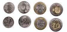 Moldova - set 4 coins 1 + 2 + 5 + 10 Lei 2018 - 2020 UNC Lemberg-Zp