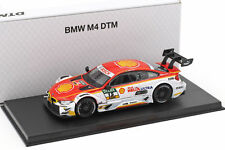 BMW M4 DTM #15 DTM 2017 Augusto Farfus BMW Team RMG 1:43 Herpa