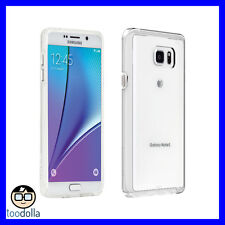 Case-Mate Clear Tough Case Cover for Samsung Note 5 Naked Series
