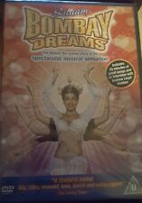 Salaam Bombay Dreams Dvd - Musicals, Stage Screen New sealed andrew lloyd webber
