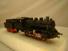 Fleischmann 0-6-0 Switcher Steam Locomotive - smooth, powerful runner - HO scale