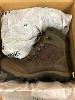 B] North Face Chilkat Leather Boots Size 13 CC99WB7 Brown