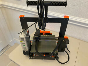 Prusa i3 MK3S with brand new hotend used needs new z touch sensor 3d printer