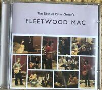 Fleetwood Mac – The Best Of Peter Green's Fleetwood Mac CD Excellent.